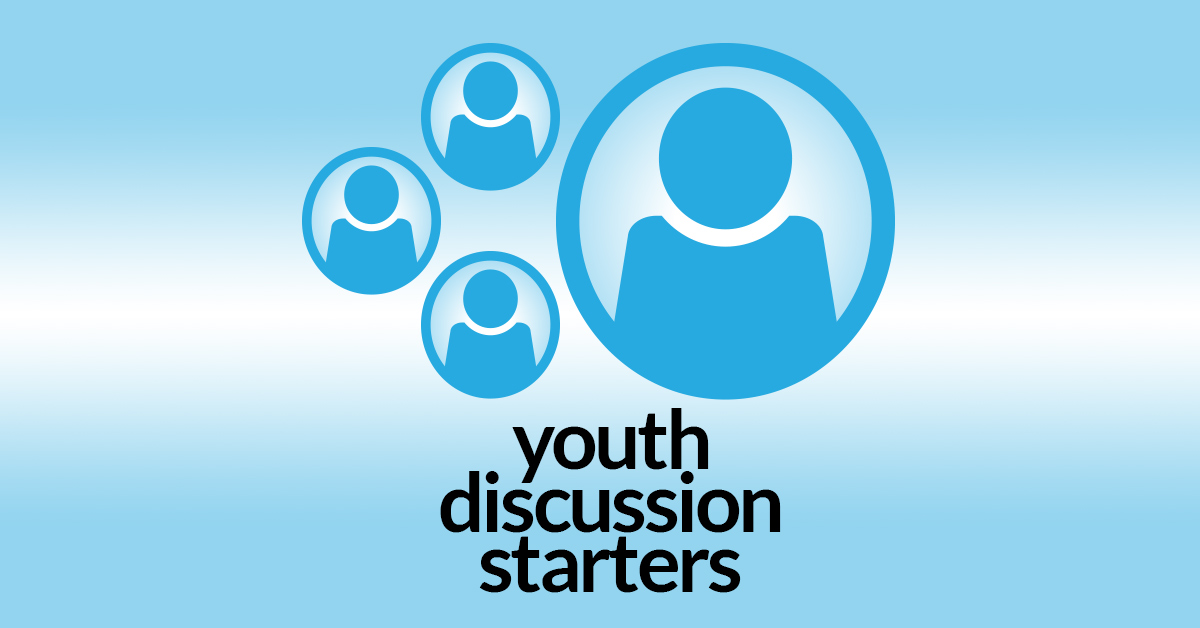 """Featured image for """"Youth Discussion Starters – Give Your All"""""""